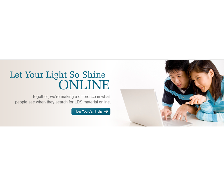 Let Your Light So Shine Banner